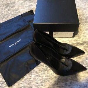Saint Laurent Classic Black Heels